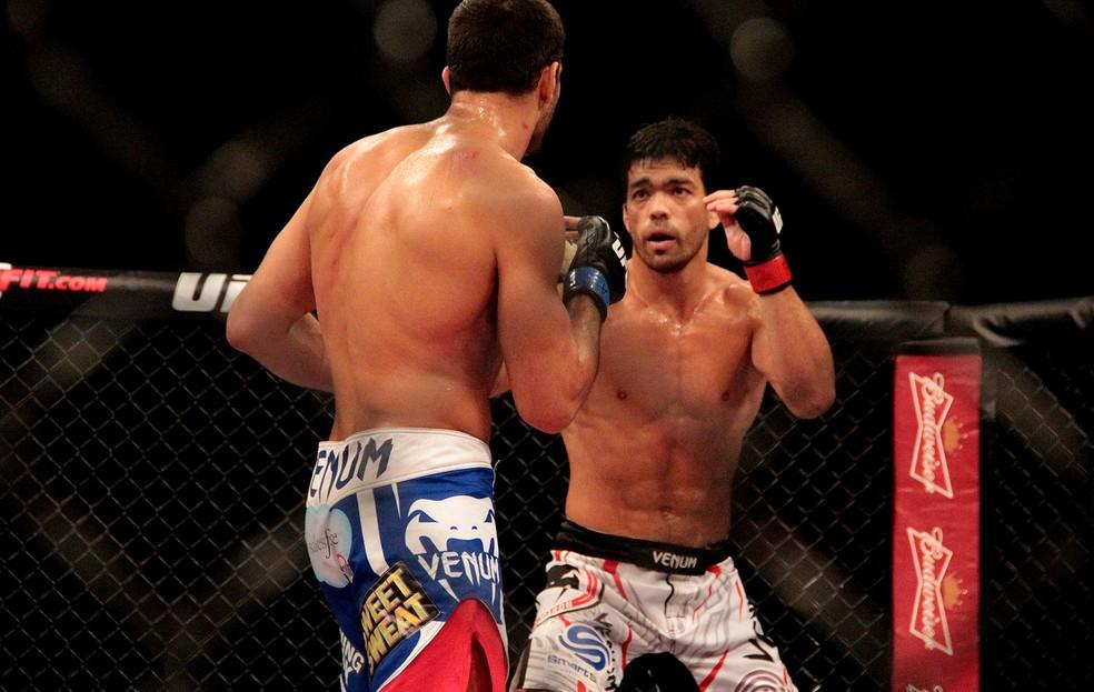 UFC Lyoto Machida x Gegard Mousasi — Foto: Rodrigo Malinverni