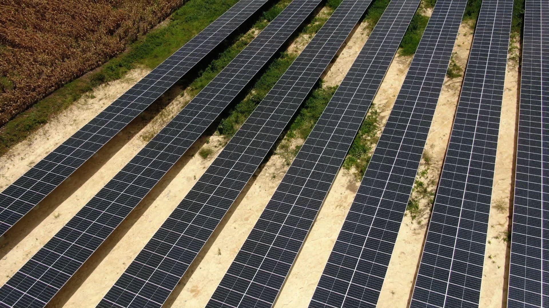 Maior usina de energia fotovoltaica do estado é instalada em Carmópolis