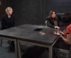 Cena do episódio 'Remember Me In Quarantine', da 22ª temporada de 'Law & order: SVU' | Divulgação