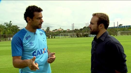 """Fred cita cicatriz pela Copa de 2014 e diz: """"Seleção está muito mais preparada"""""""