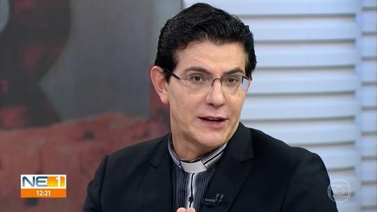 Evento beneficente com Padre Reginaldo Manzotti busca recursos para construir imagem de santa no Grande Recife