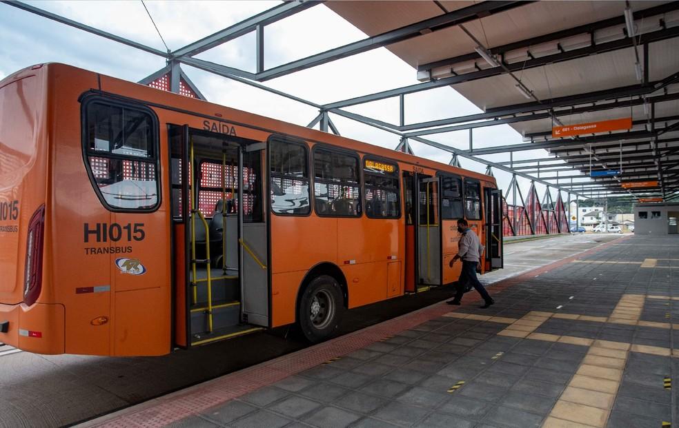 São sete linhas integradas e outras sete com integração temporal, segundo a prefeitura. — Foto: Ricardo Marajó/SMCS/Divulgação