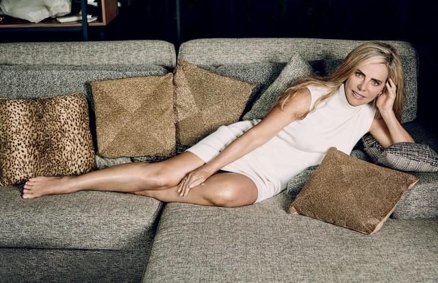 Bruna Lombardi (Foto: Reprodução/Vogue Brasil)