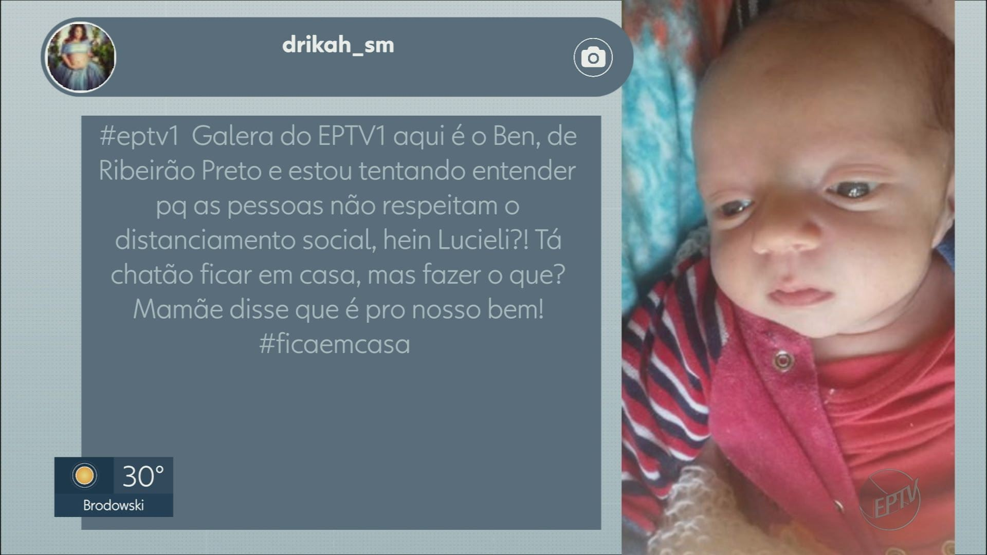 VÍDEOS: EPTV 1 Ribeirão Preto de terça-feira, 7 de julho de 2020