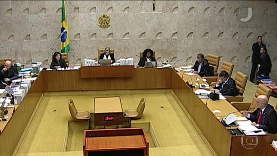 No STF, julgamento de imunidade de parlamentares estaduais é suspenso