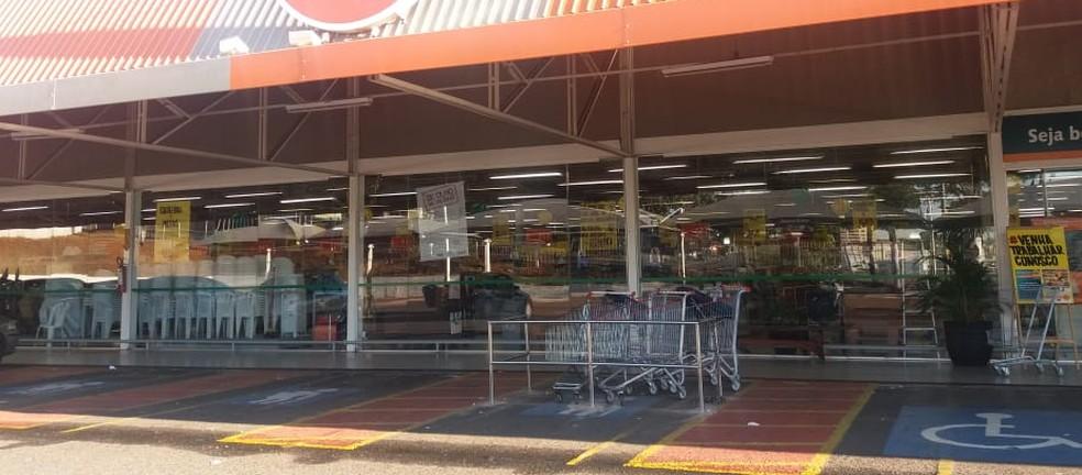 27897258d5 ... Rede de supermercados oferece 12 vagas de emprego em Uberlândia — Foto:  Divulgação