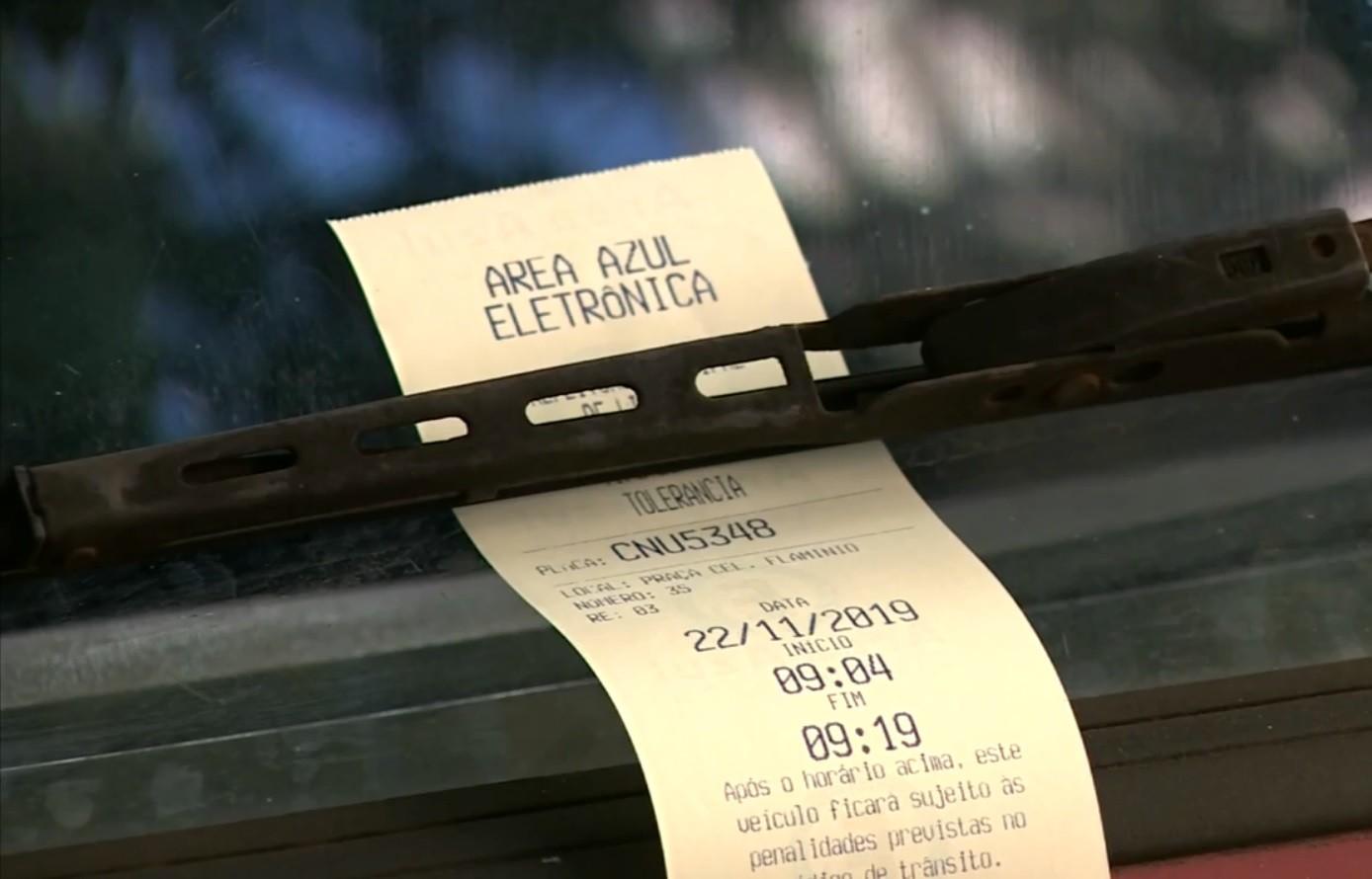 Prefeitura sanciona lei que amplia tempo para pagamento de área azul após utilização em Limeira