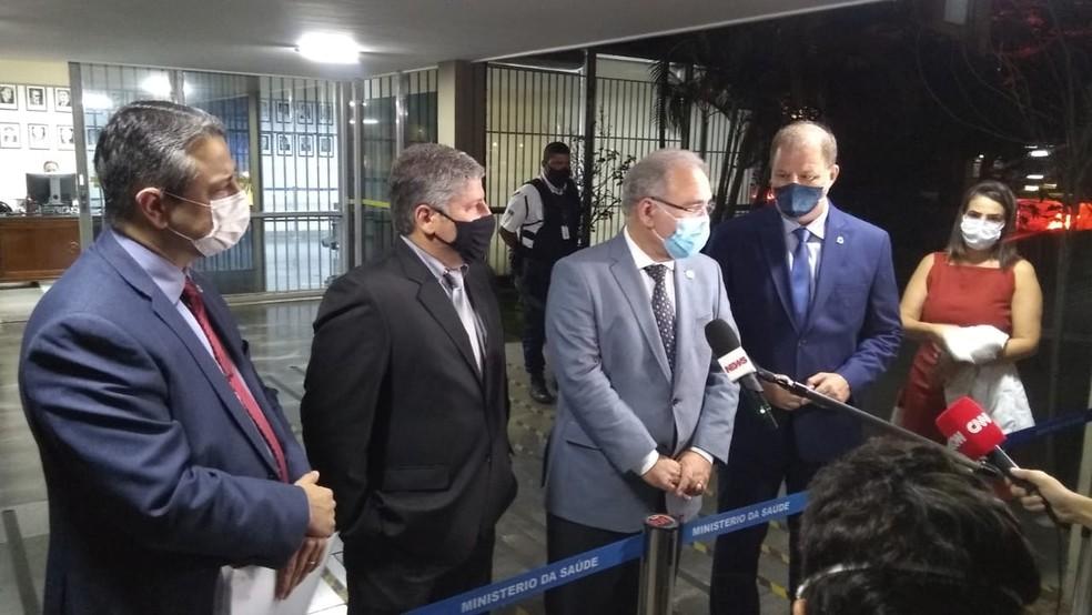 Pesquisa inédita em Botucatu foi anunciada na noite de terça-feira (27) — Foto: Prefeitura de Botucatu/Divulgação
