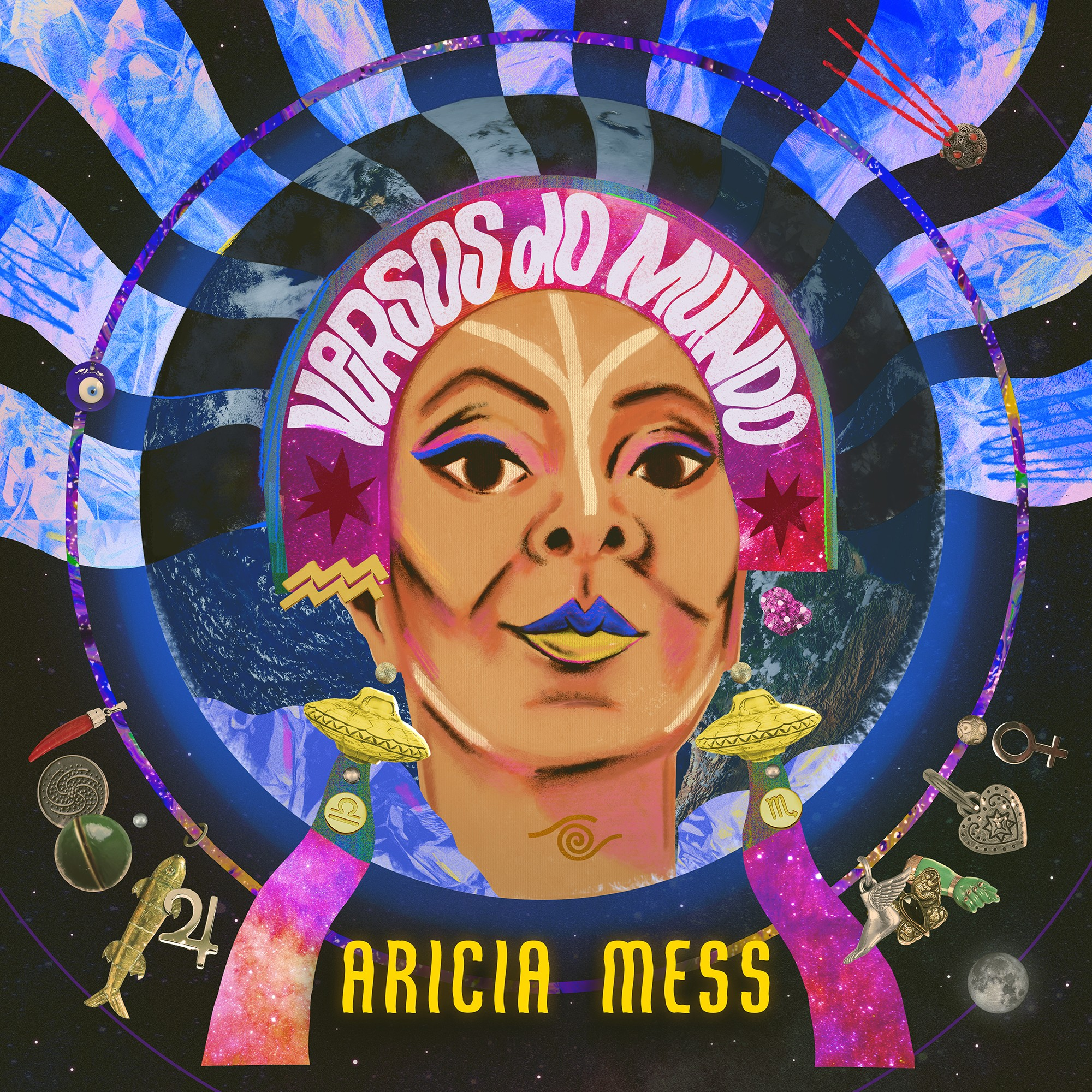 Arícia Mess vai de Dorival Caymmi a Chico César na rota globalizada do álbum 'Versos do mundo'