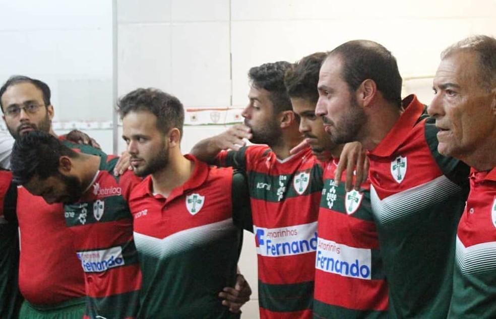 Opinião  um mês sem futebol e com muitas incertezas na Portuguesa ... 6d6b5194e6bcf