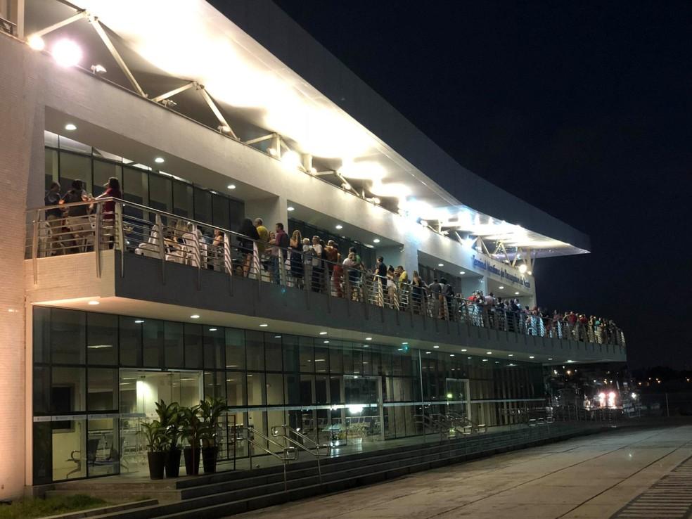 Terminal Marítimo de Passageiros do Porto de Natal recebe a festa Cheia de Manias — Foto: Codern/Divulgação