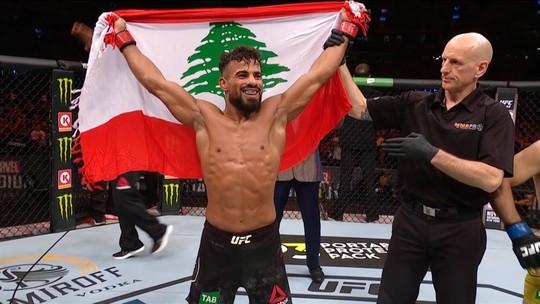 Melhores momentos de Khalid Taha x Bruno Bulldoguinho no UFC 243