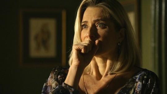 Marilda suspeita que Eurico seja um assassino