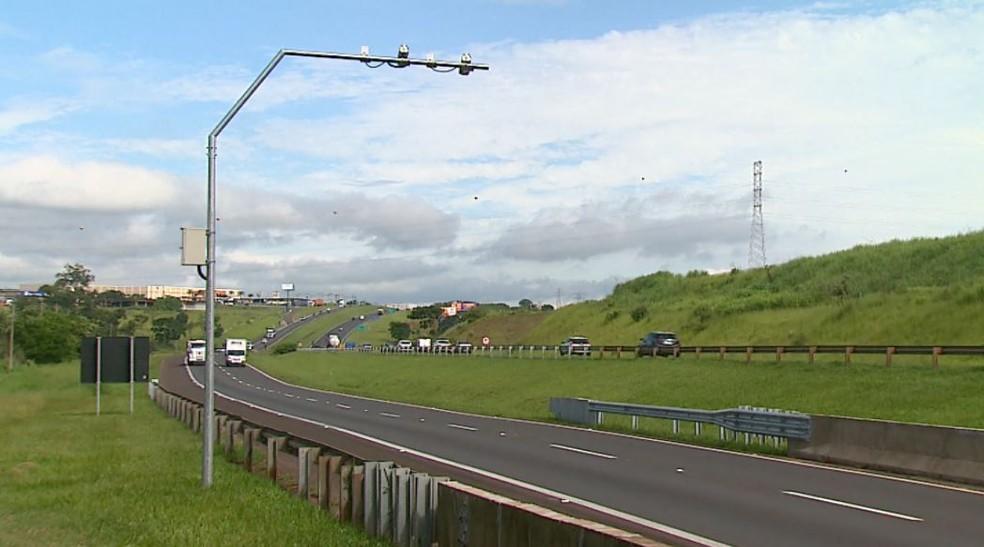 Radares devem começar a funcionar ainda no início do ano — Foto: Nilson Porcel/EPTV