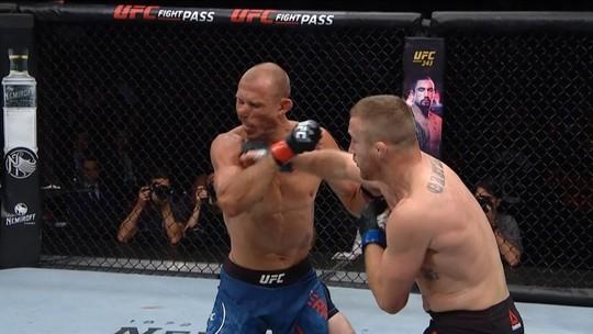 Melhores Momentos de Justin Gaethje x Donald Cerrone no UFC Vancouver
