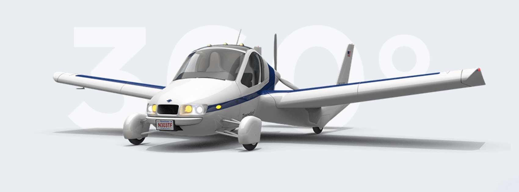 Primeiro carro voador começará a ser vendido em outubro, diz agência