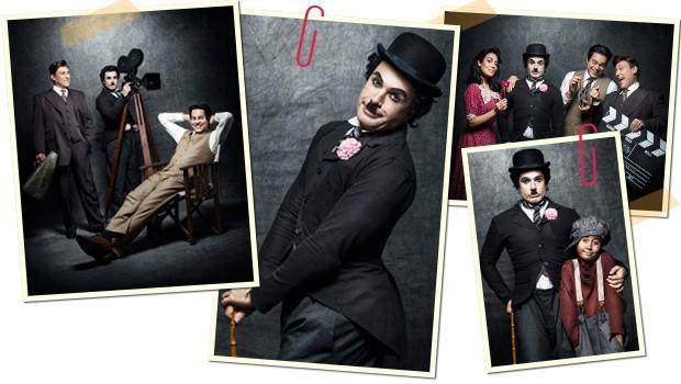 Jarbas Homem de Mello em Chaplin, O Musical (Foto: Pedro Dimitrow)