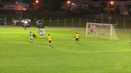 Vitória de 3 a 1 do Vilhenense, é a garantia da vaga na final do Campeonato Rondoniense