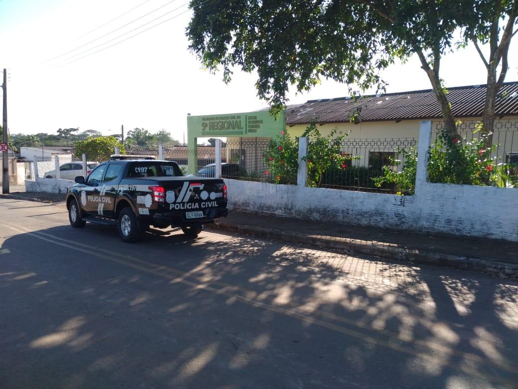 Após furto de mais de 30 pneus e prejuízo de mais de R$ 12 mil a empresário em Rio Branco, polícia faz operação