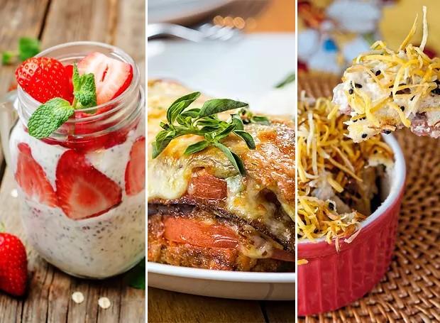 Segunda Sem Carne: 15 receitas para todas as refeições