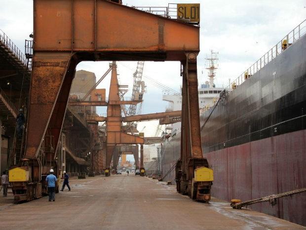 Proibidos de abastecer, navios do Irã estão parados perto de Paranaguá após sanção dos EUA - Notícias - Plantão Diário