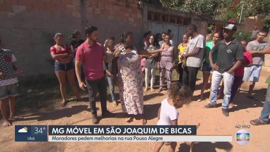 MG Móvel vai a São Joaquim de Bicas