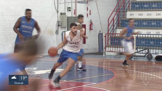 Santos e Assis disputam decisão de Paulista de Basquete