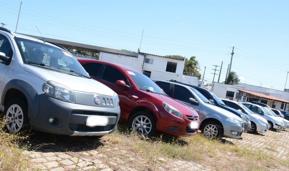 Detran RN realiza leilões de veículos com mais de 60 dias de apreensão (Foto: Divulgação/ Detran)