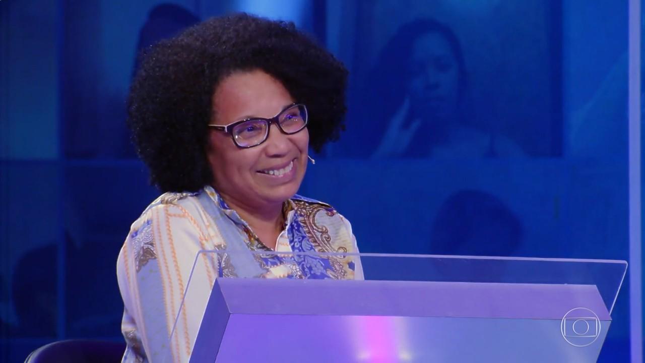Janaí Caló participa do 'Quem Quer Ser Um Milionário?'
