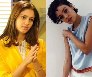 Sophie Charlotte viveu a protagonista Angelina. Atualmente, ela está escalada para protagonizar a série 'Aracy, o anjo de Hamburgo', da Globo | TV Globo/ Reprodução Instagram