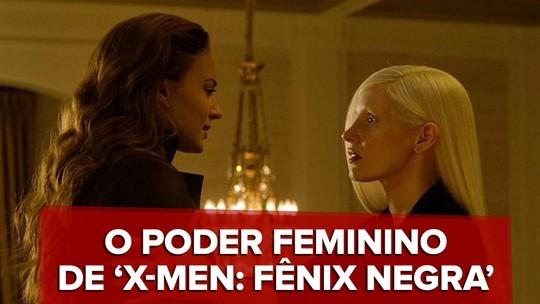 Jessica Chastain diz que só fez novo 'X-Men' por ter papel independente de homem: 'Não sou só filha ou namorada'