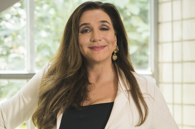 Marisa Orth (Foto: João Miguel Júnior/Globo)