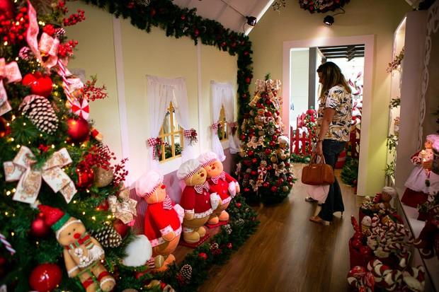 10 lugares em São Paulo com decoração natalina para levar as crianças  (Foto: Kenji Nakamura)