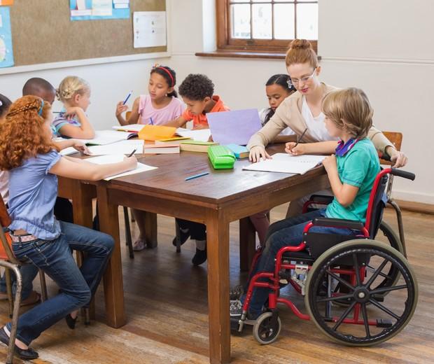 Diversidade na sala de aula (Foto: Wavebreakmedia / Thinkstock)
