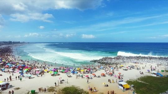 Conheça Saquarema e porque se tornou o Maracanã do surfe no Brasil