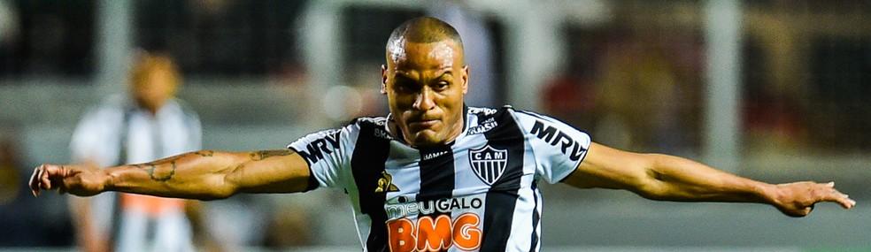 Patric, do Atlético-MG, é uma das dicas calculadas — Foto: Douglas Magno/BP Filmes