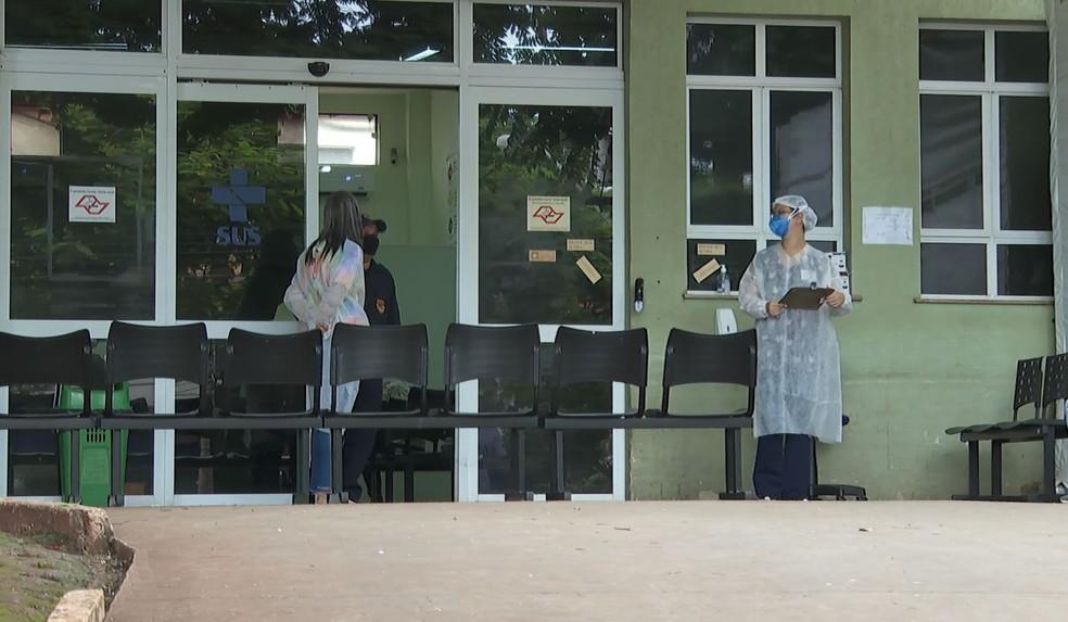 Polo Covid pode funcionar normalmente em Ribeirão Preto — Foto: Reprodução/EPTV