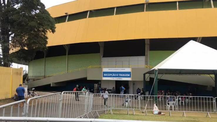 Ginásio Milton Olaio em São Carlos passa a funcionar como polo de vacinação contra Covid