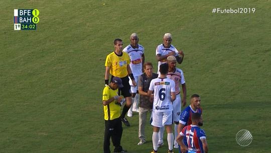 Roger Machado espera jogo duro contra o Bahia de Feira e defende descanso após golear o Londrina