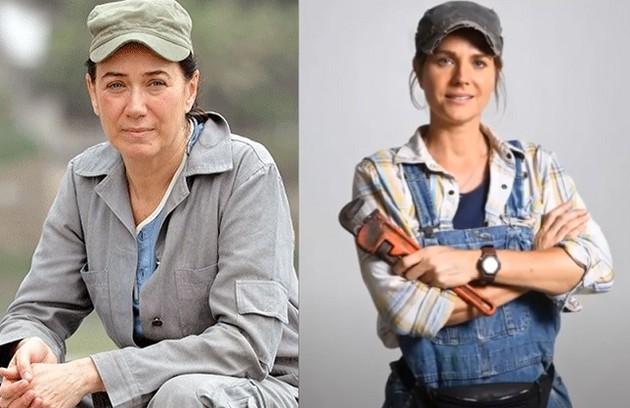 A protagonista Griselda, vivida por Lilia Cabral no Brasil, foi interpretada por Sonya Smith (Foto: Reprodução)