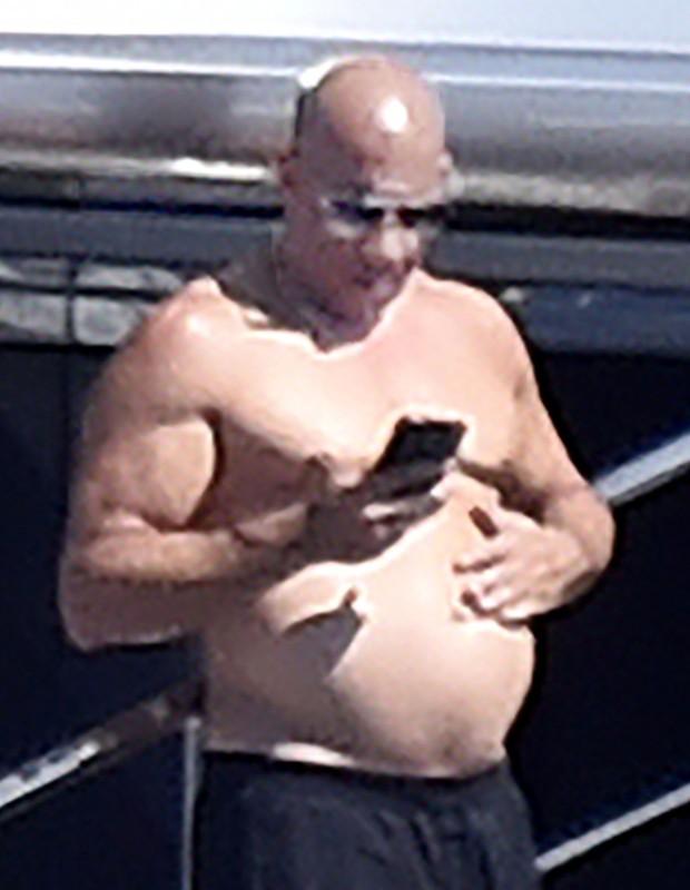 Vin Diesel (Foto: The Grosby Group)