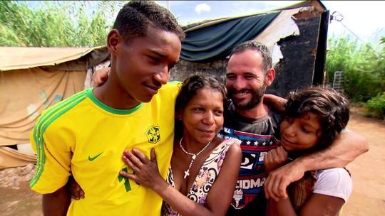 Do lixo ao primeiro mundo: adolescente de Brasília vai treinar e estudar no Orlando City