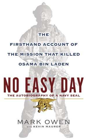 "Livro Bin Laden ""No Easy Day"" (Foto: AP Photo/Dutton)"
