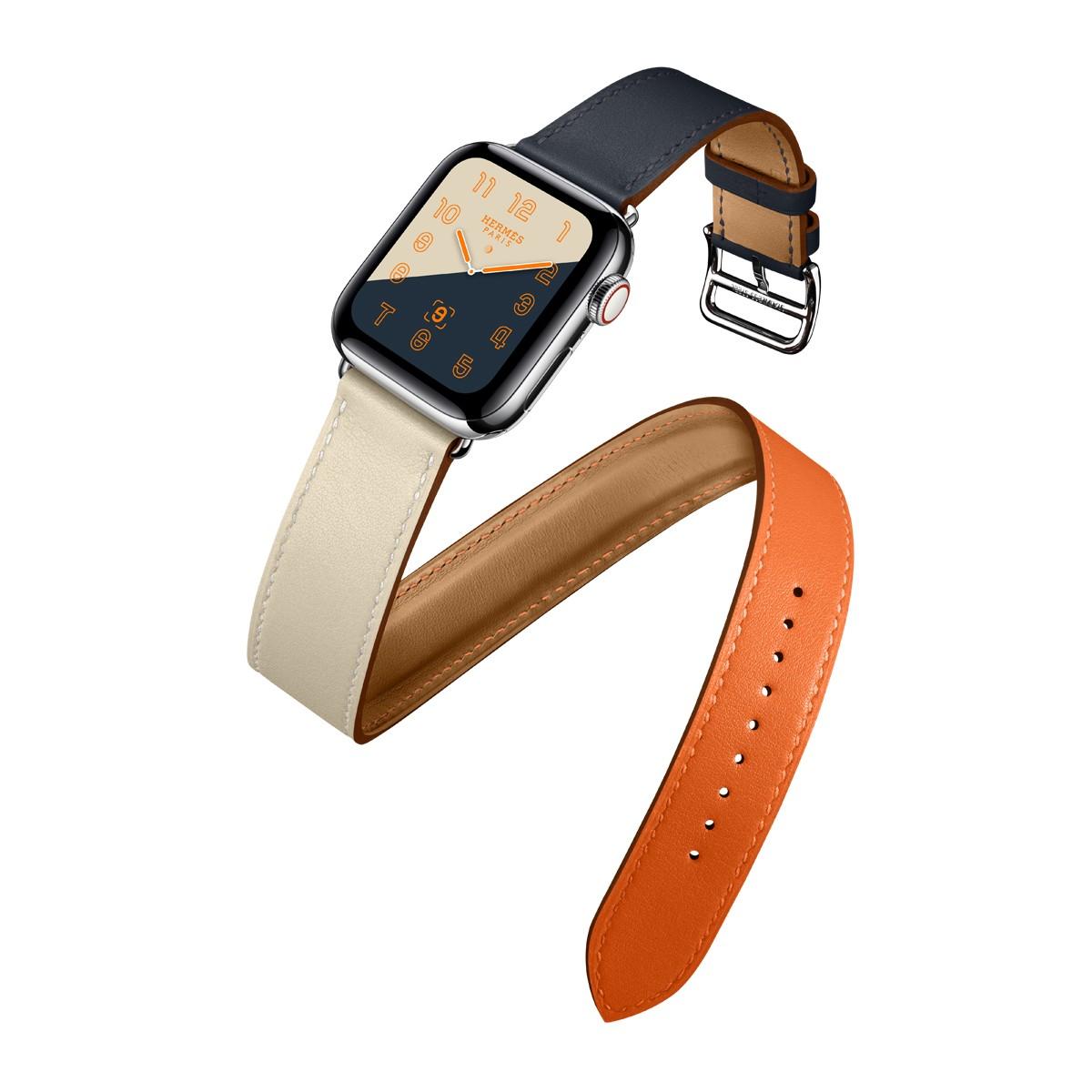 Apple Watch Series 4 x Hermès (Foto: Divulgação)