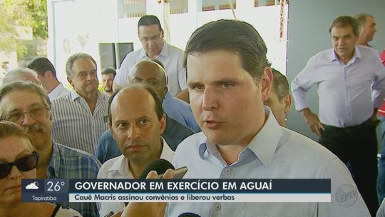 Aguaí receberá R$ 1,6 milhão para reformas e instalação de central de material e esterilização