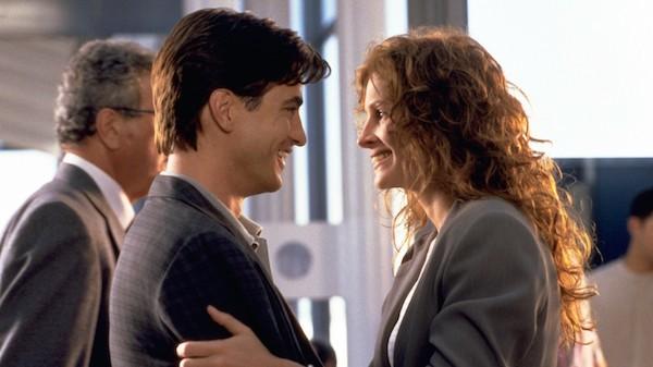 Julia Roberts em O Casamento do Meu Melhor Amigo (1997) (Foto: Reprodução)