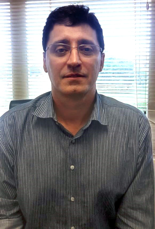 Romis Alberto da Silva deixou o comando da ATS — Foto: Divulgação/Secom