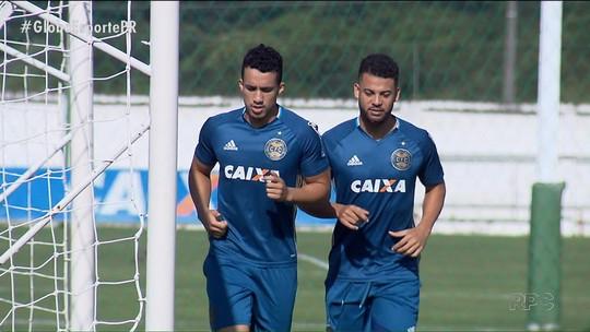 Coritiba esquece estreia e pensa no Rio Branco-PR