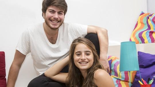 Manuela Llerena e Thales Cavalcanti tiram dúvidas sobre HIV em #PapoReto especial
