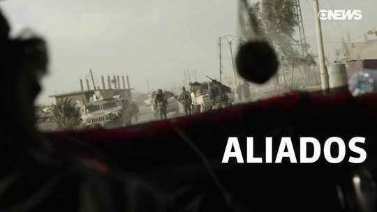 'Aliados' mostra a operação que conquistou o último reduto do Estado Islâmic